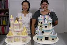 Intermediate 2 day Fairy tale Castle workshop.