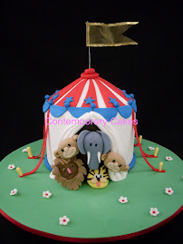Beginners 6 Animal circus tent.