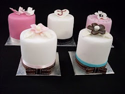 Beginners 8 Miniature cake class