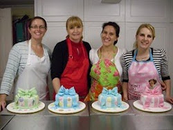 Bow Cake Class.