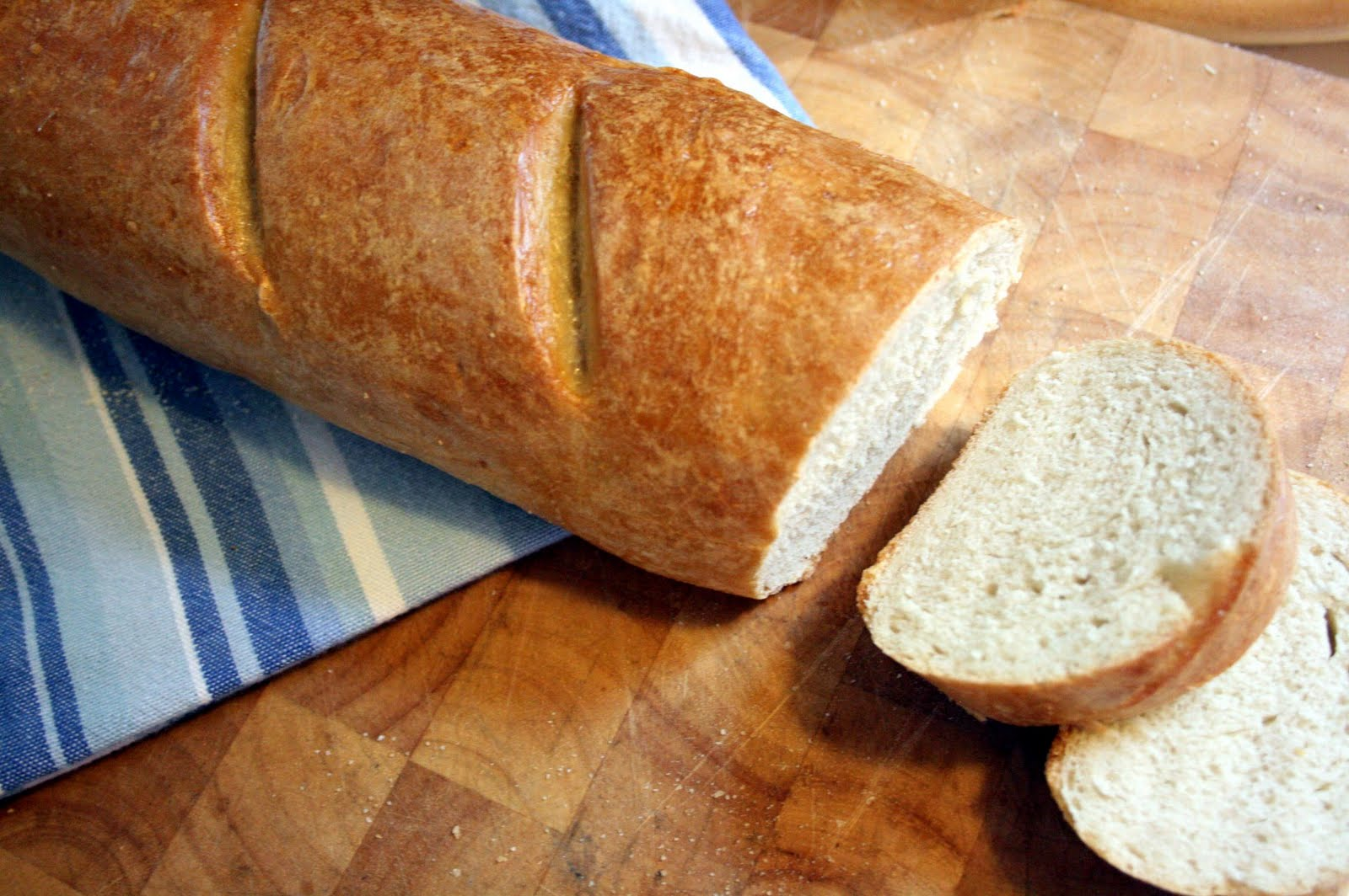 French Bread Loaf French bread