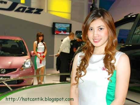 Car Insurance Girls from Honda   Cewek Cantik Gadis Seksi ...