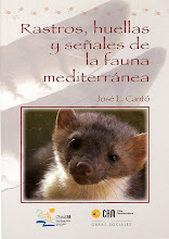 Guía Rastros, huellas y señales de la fauna mediterránea