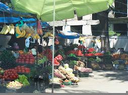 Lagodekhi market - georgia