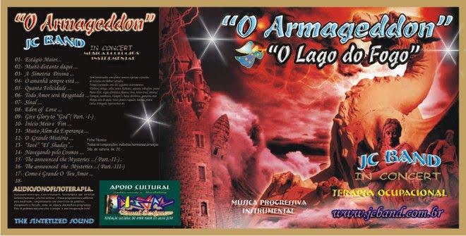 O Armageddon - O Lago do Fogo Eterno