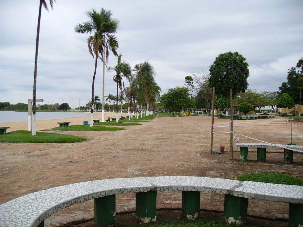 Utilidade Pública  Lagoa da Prata