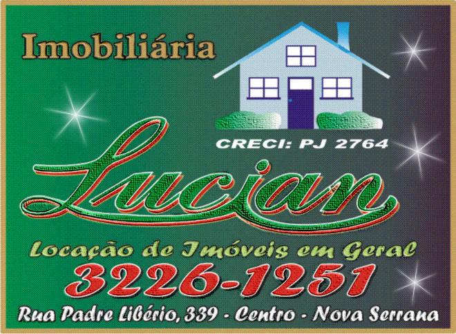 *** Imobiliária Lucian ***