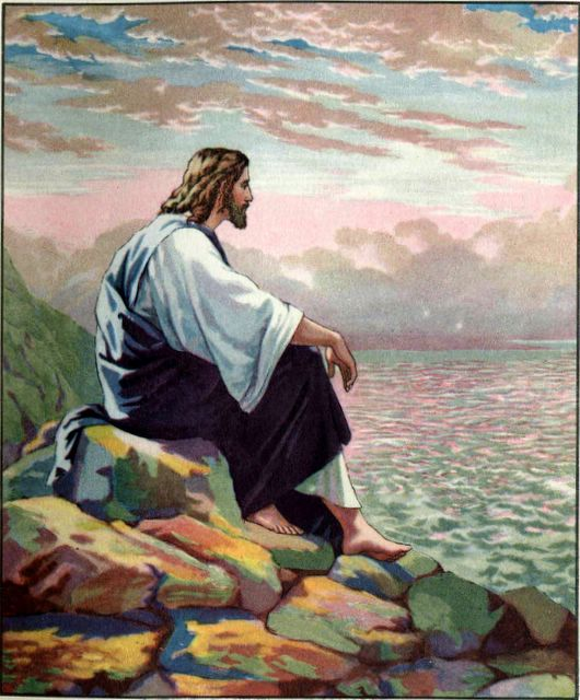 """Jesus Cristo - O Filho do """"Deus Altíssimo""""  ***"""