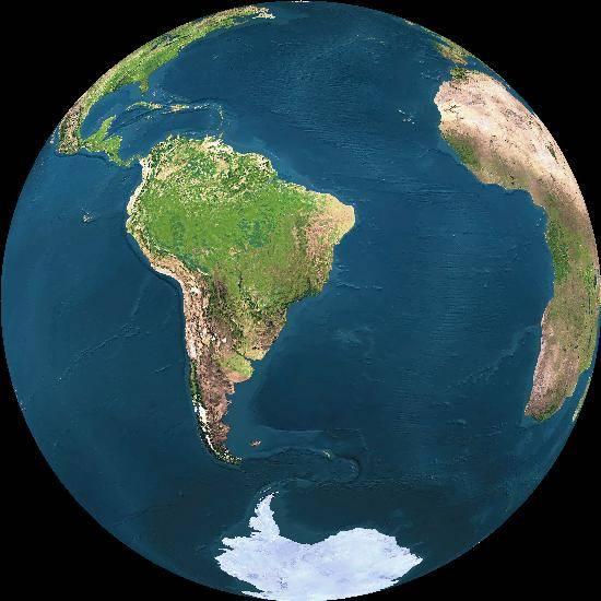 ***  O Planeta  Terra  ***