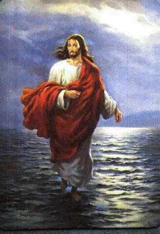 Levitação de Jesus