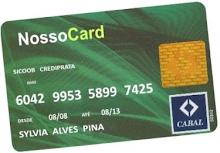 Cartão Crediprata