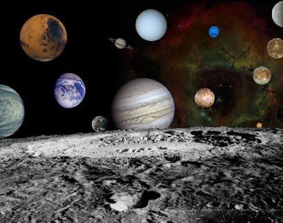Imagens NASA