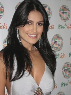 Natalia Guimaraes Long Hairstyles