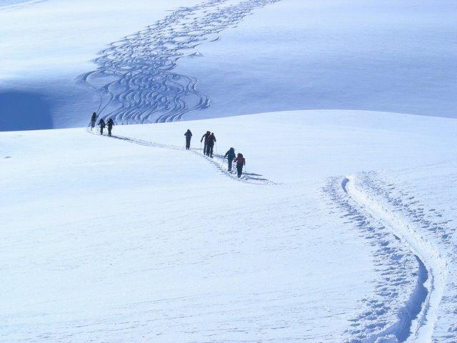 ***  A Neve e as Belezas da Natureza  **