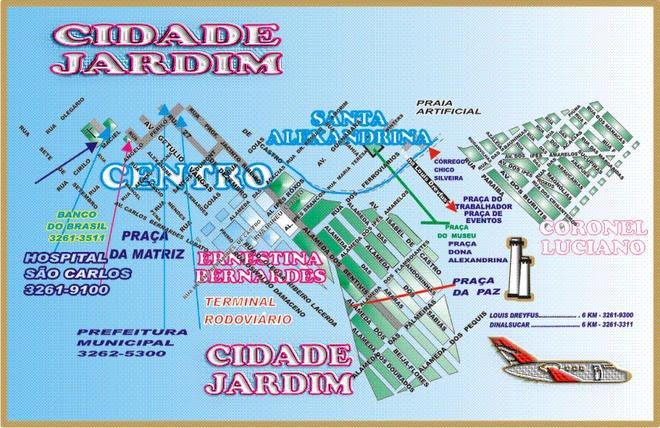 Cidade Jardim e Adjacências