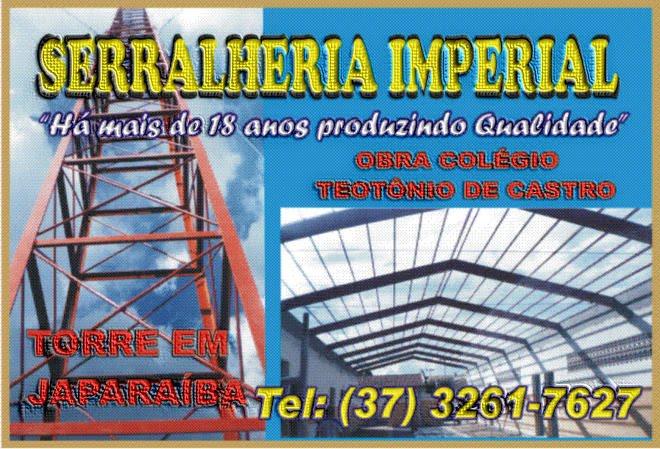 ** Imperial Serralheria  **