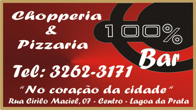 **  Chopperia e Pizzaria 100%  **