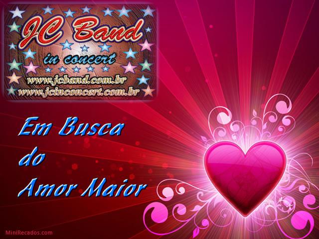 JC Band in Concert * Em Busca do Amor Maior