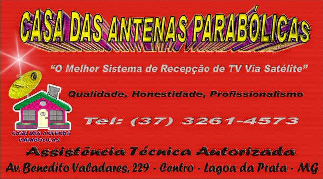 Casa das Antenas Parabólicas