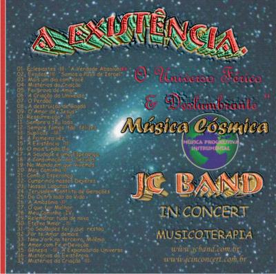 A Existência - Capas de CD's de JC.