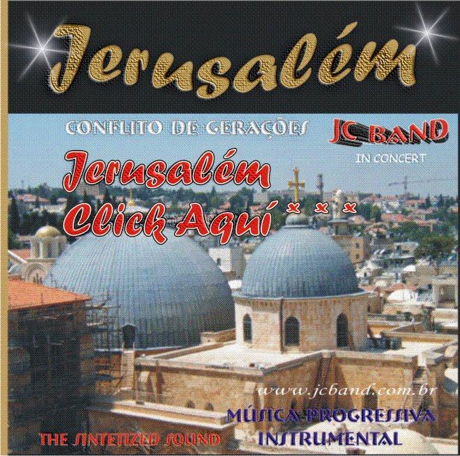 ***  Jerusalém  ***