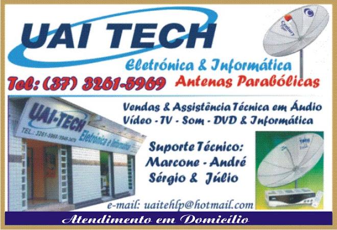 ***  Uai Tech Informática  ***