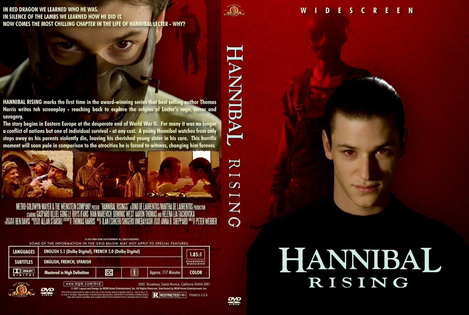 Hannibal movie rising yahoo