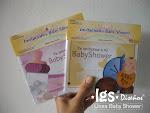 Modelos de Invitaciones para babyShower
