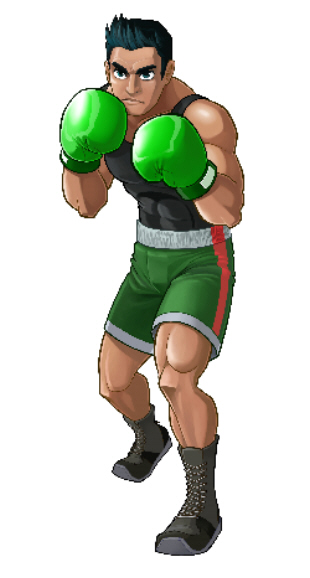 Punch Out Wii Soda Popinski : Caught looking bring on soda popinski