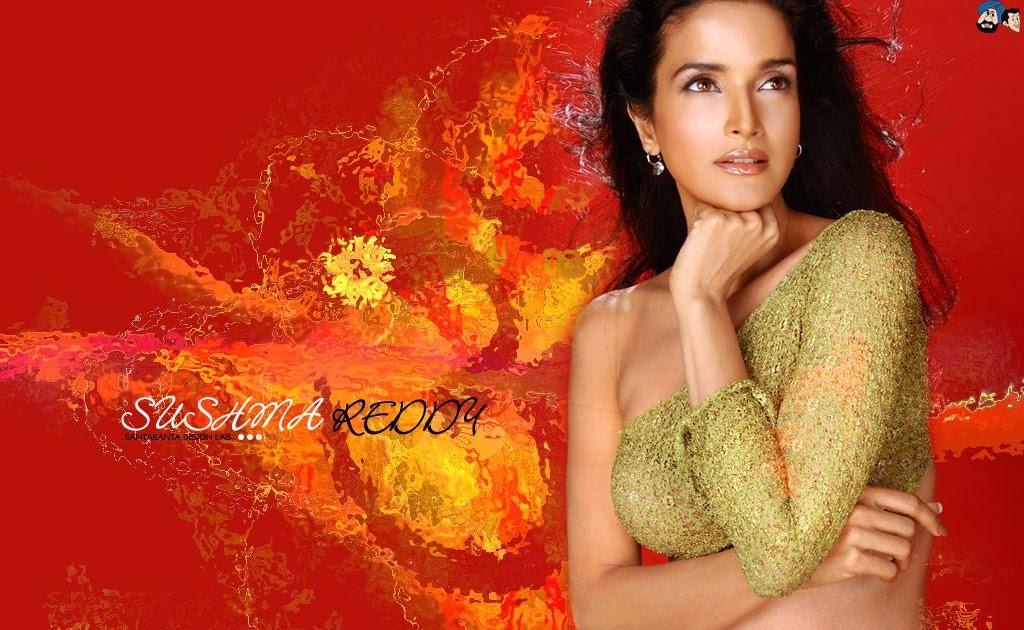 Sushma Reddy Sexy Wallpaper Free Desktop Wallpaper