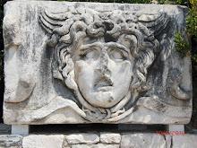 Apollo tempel Dedyma Turkije