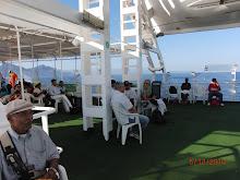 veerboot naar Sao Antao