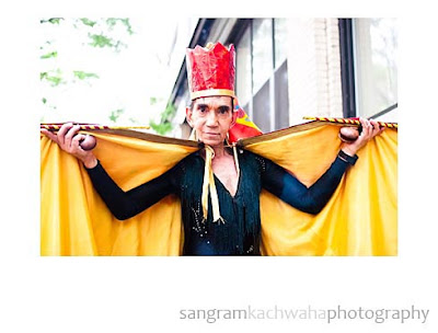 Sangram Kachwaha Photography: NYC Pride March 2010