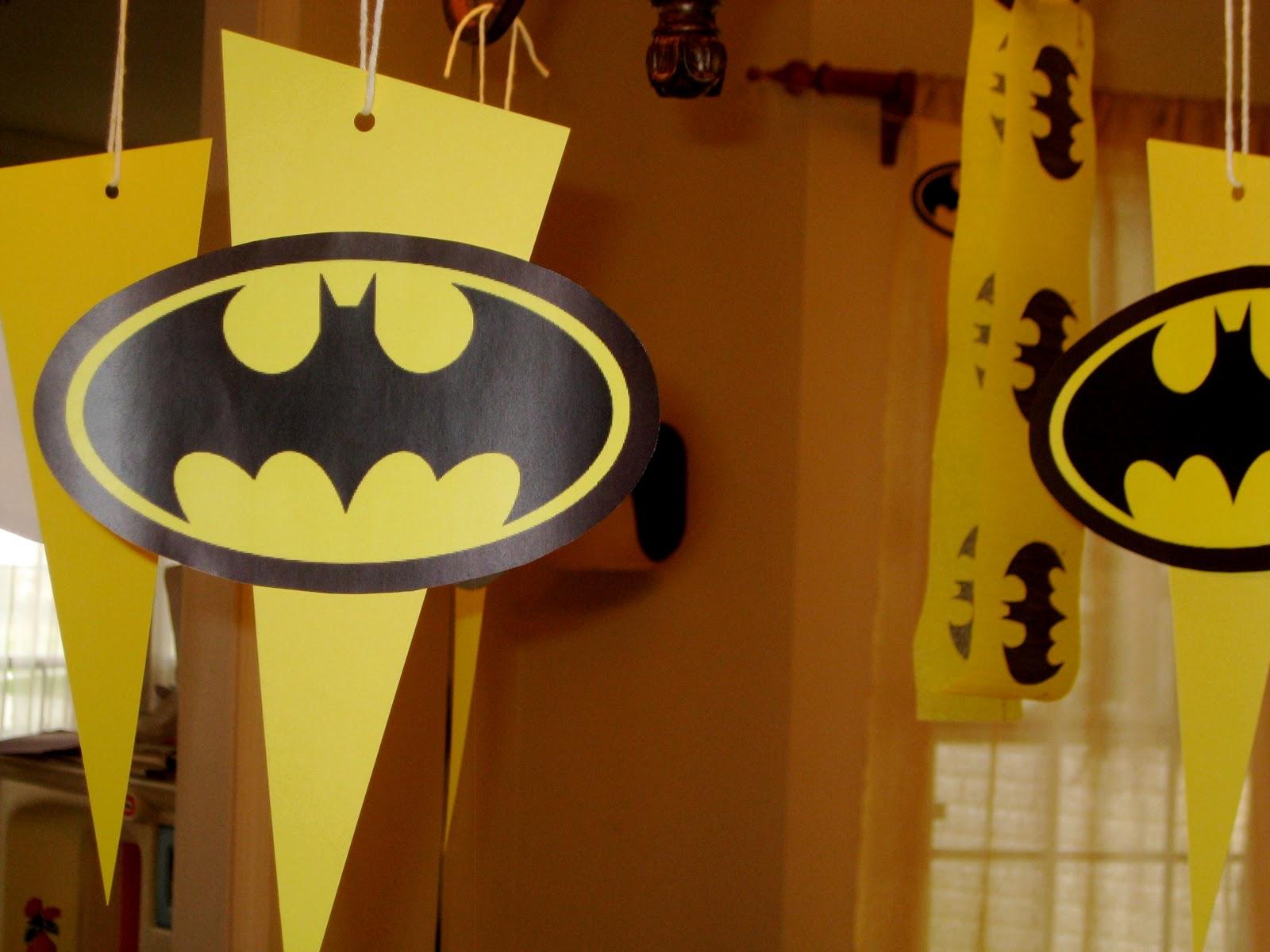 RACKS and Mooby Superhero Batman Birthday Party Part 1