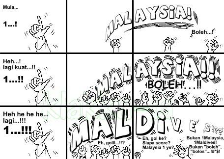 1Malaysia? No, 1Maldives! klakka-la.blogspot