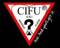 Side Ad: CIFU. Ask. And you'll get it. Coming soon. www.klakka-la.blogspot