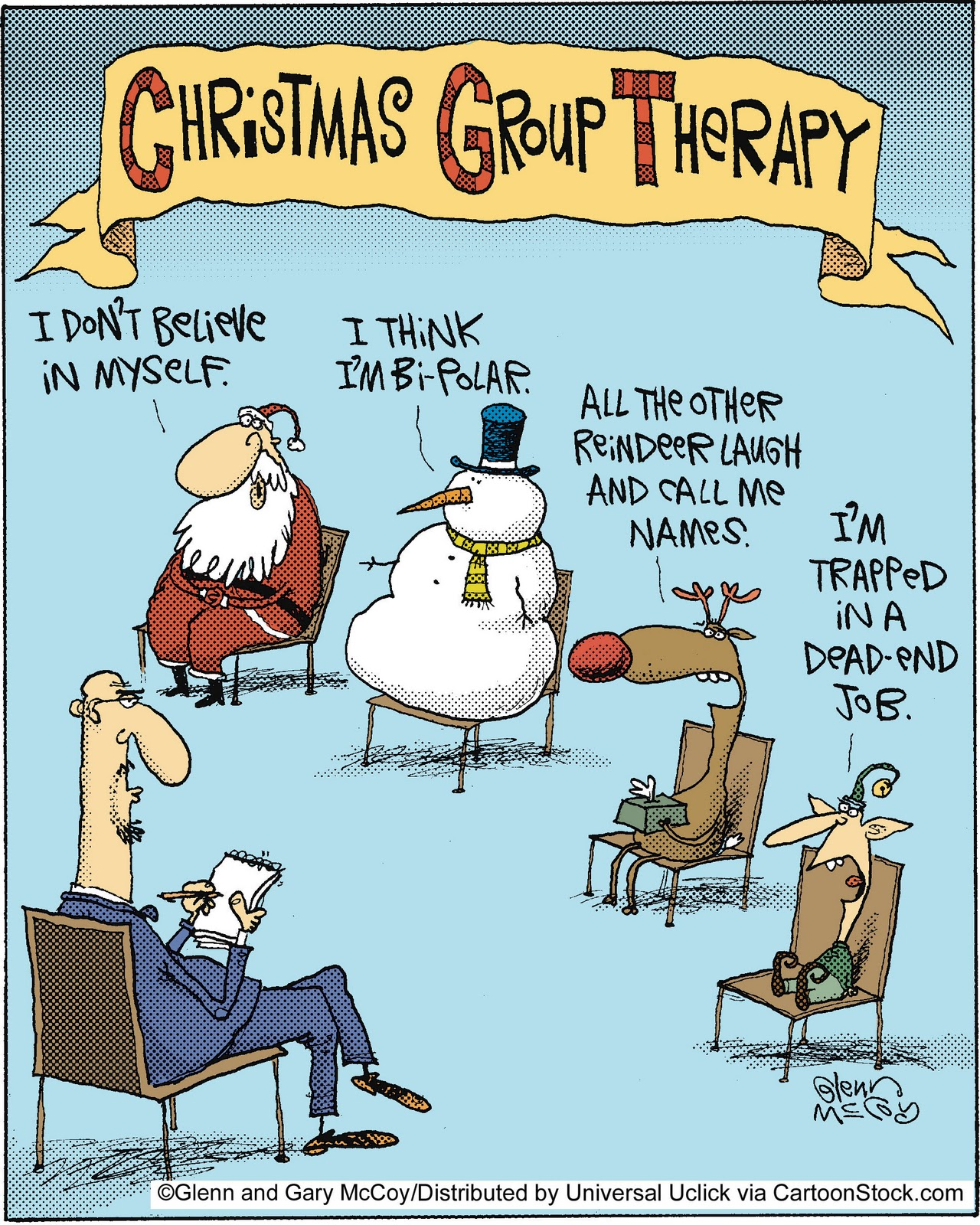 GiantSantasAteMyReindeerGerald: Christmas Cartoon Fun 2 Pictures Gallery