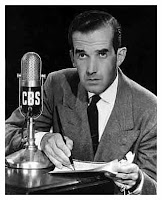 "Edward Murrow says: ""You believe WHAT? That's stupid!"""