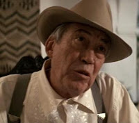 John Huston as amiable psychopath Noah Cross