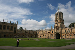 Tom Quad, Christ Church, Oxford