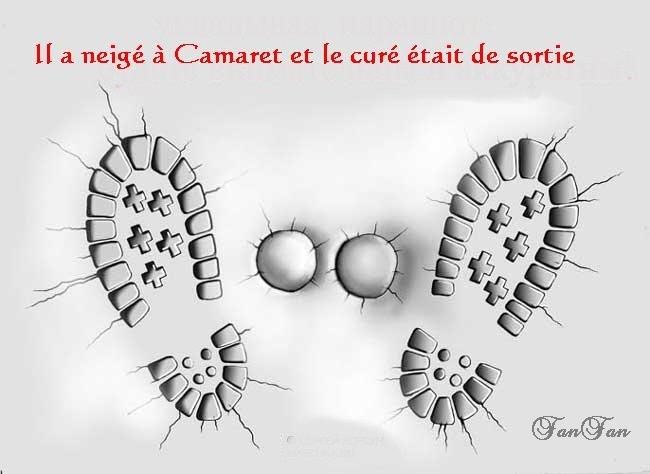 Curé de Camaret L'1so- Où Ai-Je La Tête ?