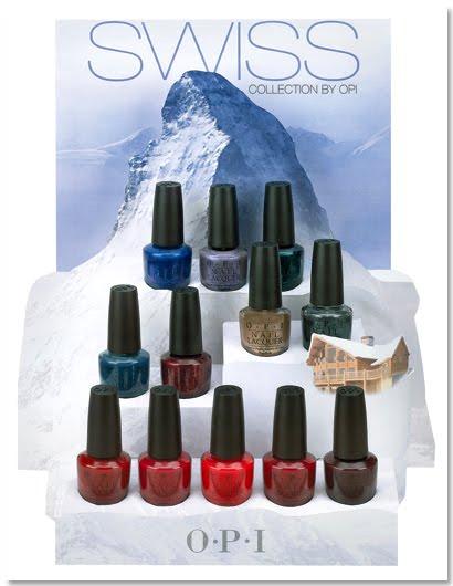 neutral nail polish colors. New O.P.I. nail polish colors