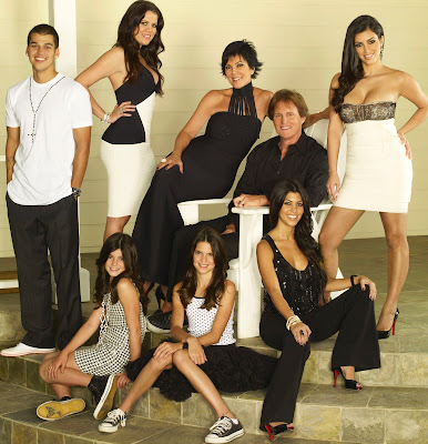Keeping Up with Kardashian's