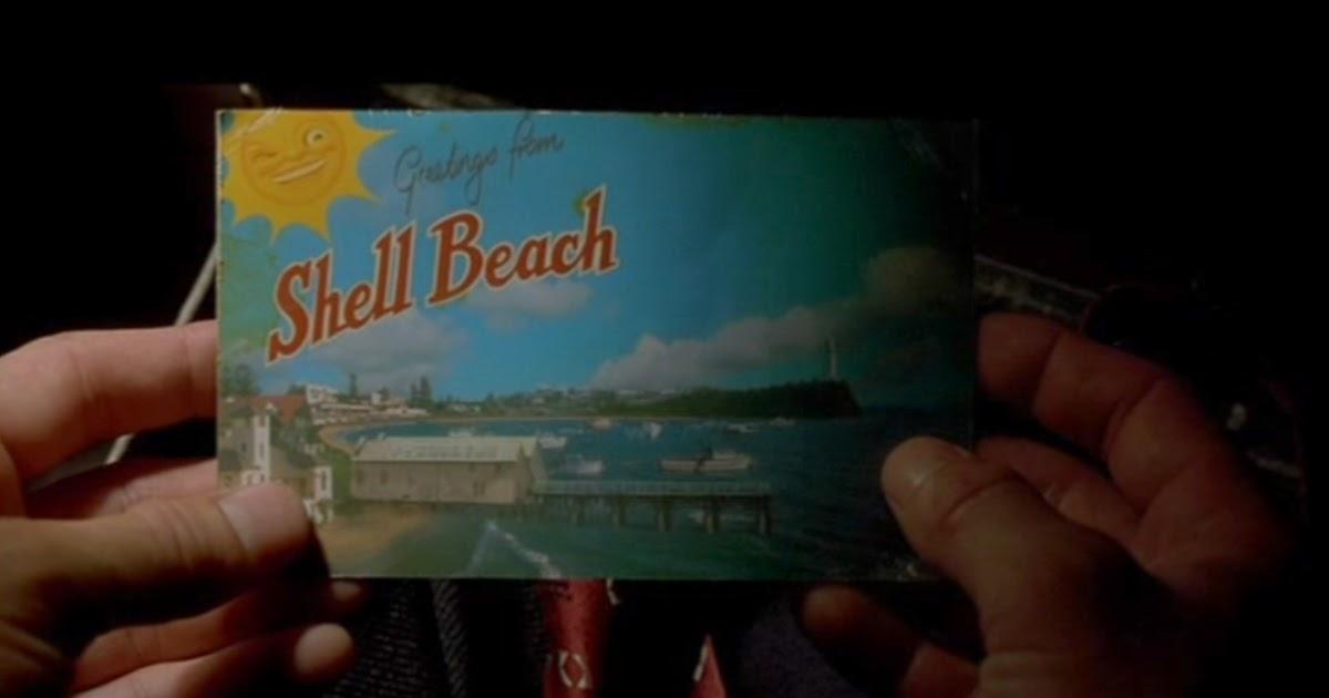 Dark City Shell Beach Game