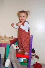 Liliana 12 Months!