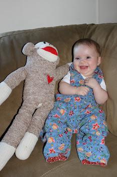 Norah 3 months!