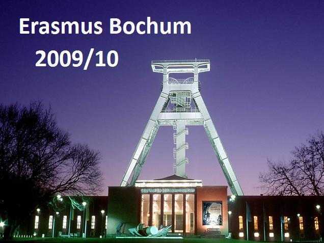 Erasmus Bochum 2009/10
