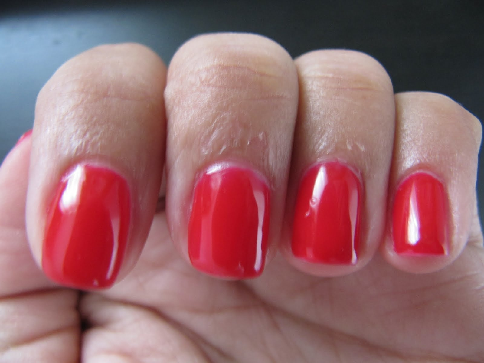 Went For It: OPI Axxium Gel Polish