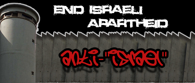 "Anti-""Israel"""