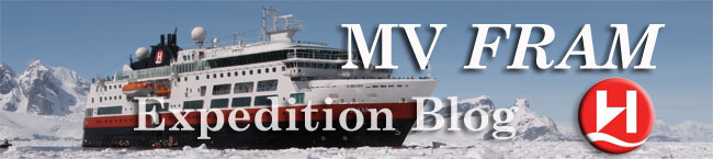 MV FRAM EXPEDITION BLOG